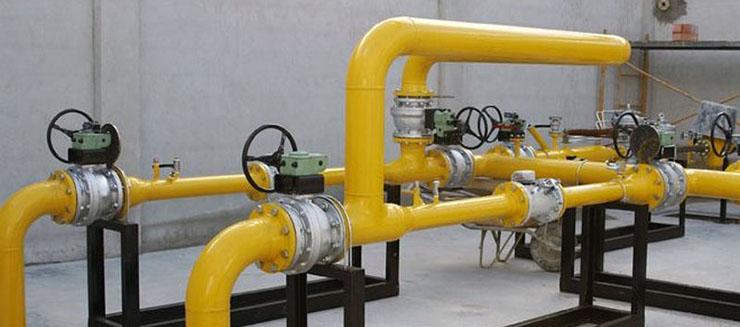 Монтаж газопровода прайс